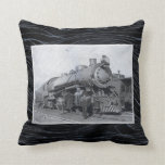 B&O Steam Engine 4013 Pillow