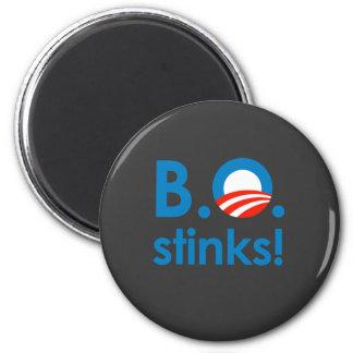 B.O. Stinks / Anti-Obama Magnet