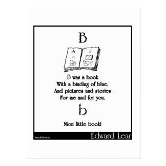 b postales