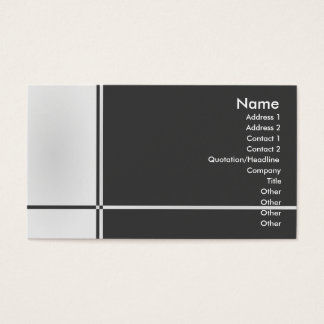 B-Professional Profile Card
