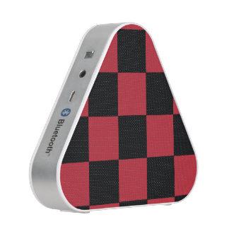 B+R Checker Bluetooth Silver Speakers