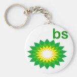 B S Oil Key Chain