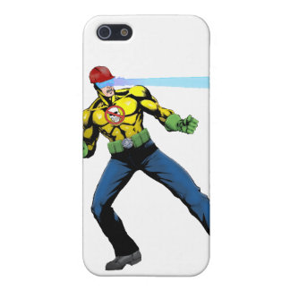 B-Safe Comics - Safe-T-Man Case Cases For iPhone 5