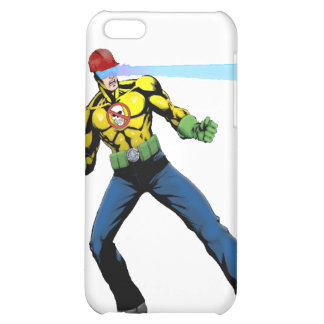 B-Safe Comics - Safe-T-Man Case Case For iPhone 5C