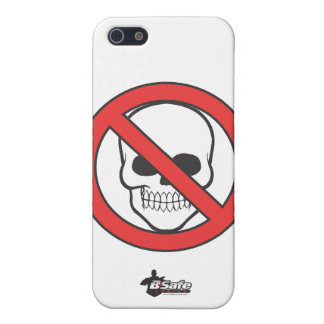 B-Safe Comics - Safe-T-Man Logo Case Covers For iPhone 5