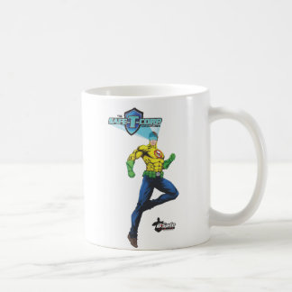 B-Safe Comics - Safe-T-Man Coffee Mug