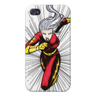 B-Safe Comics - The Enforcer Case iPhone 4/4S Cases