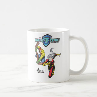 B-Safe Comics - The Safe-T-Corp. Coffee Mug