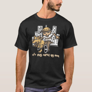 B servant boy and naughty dog T-Shirt