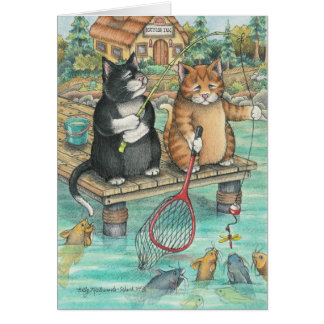 B & T #11 Notecard Stationery Note Card
