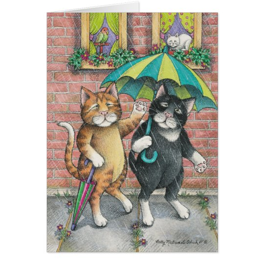 B & T #16 Get Well Note Card