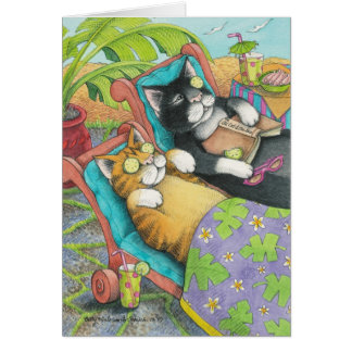 B & T #28 Notecard Stationery Note Card