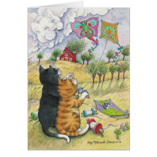 B & T #31 Notecard Stationery Note Card