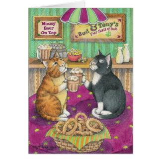 B & T #35 CARD