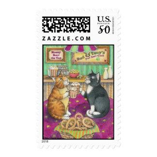 B &T #35 Pub Cheer Stamp