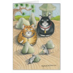 B & T #45 Zen Note Card