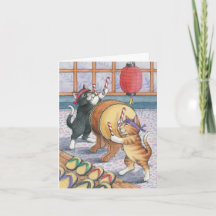 Japanese Birthday Greeting Cards, Note Cards and Japane