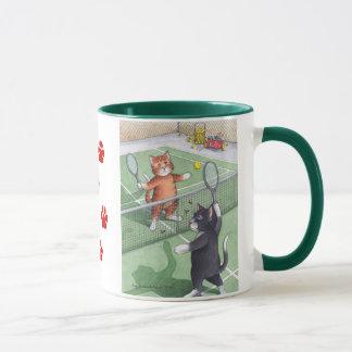 B & T #56 Tennis Mug