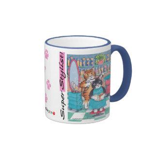 B & T #58 Super Stylist Mug
