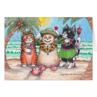 B & T #72 Holiday Notecard