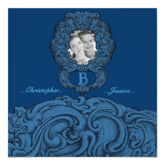 B - The Falck Alphabet (Blue) Card