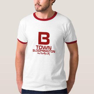 B-Town, Bloomington Indiana Tees