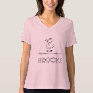 B tshirts name