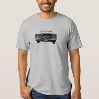 B&W 59 Buick front full on T Shirt