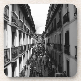 B&W Alley in Italy Coaster