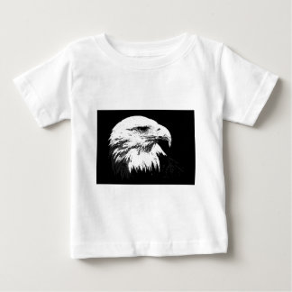 B&W American Bald Eagle Shirt