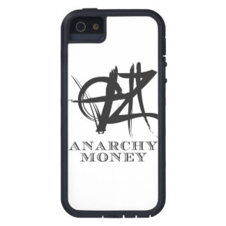 B&W Anarchy Money Protective iPhone 5S Case Cover For iPhone 5