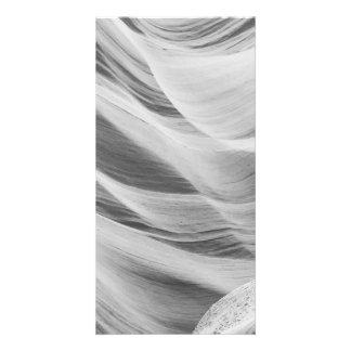 B&W Antelope Canyon 5 Card