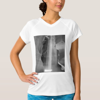 B&W Antelope Canyon T-Shirt