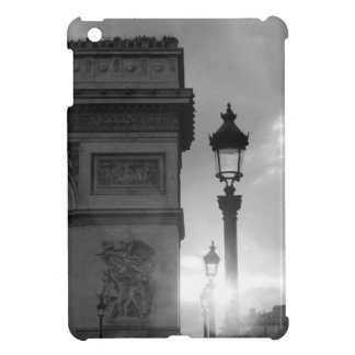 B&W Arc De Triomphe iPad Mini Case