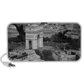 B&W Arco del Triunfo Laptop Altavoz