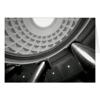 B&W Atrium Card
