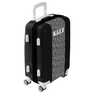 B/W Balance by Kenneth Yoncich Luggage