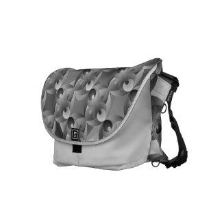 B/W Balance Courier Bag