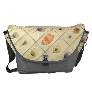 B.W. Betts's Geometrical Psychology Messenger Bags