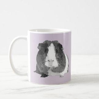 B&W 'Betty' Guinea Pig Mug