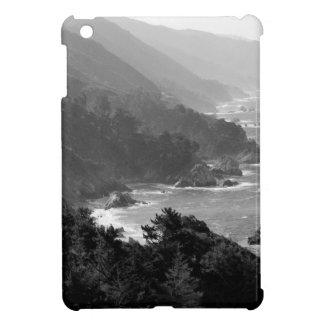 B&W Big Sur Cover For The iPad Mini