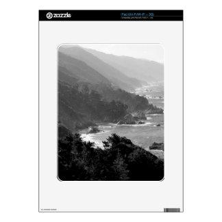 B&W Big Sur Skins For iPad