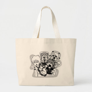 B&W-Boisterous Bunch Bag