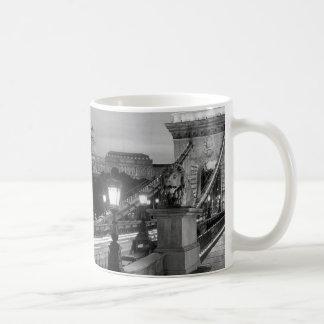 B&W Budapest Coffee Mug