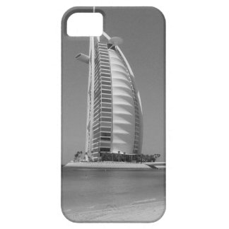B&W Burj Al Arab iPhone SE/5/5s Case