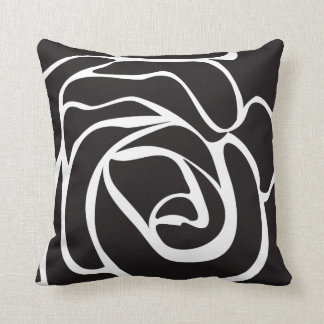 B/W Collection 2/Expensive Pillow Cushion Rosa