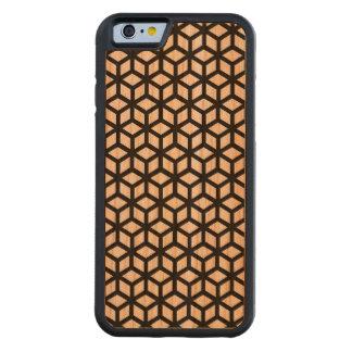 B&W Cube Pattern Cherry iPhone 6 Bumper Case