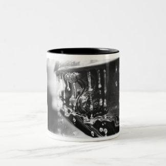 B&W Fountain Mug