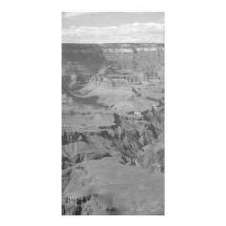 B&W Grand Canyon National Park 2 Card