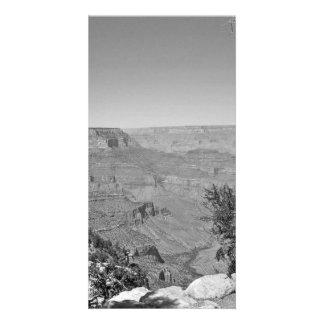 B&W Grand Canyon National Park 3 Card